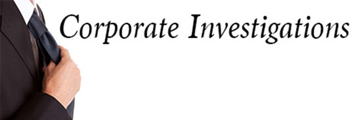 Corporate Investigations